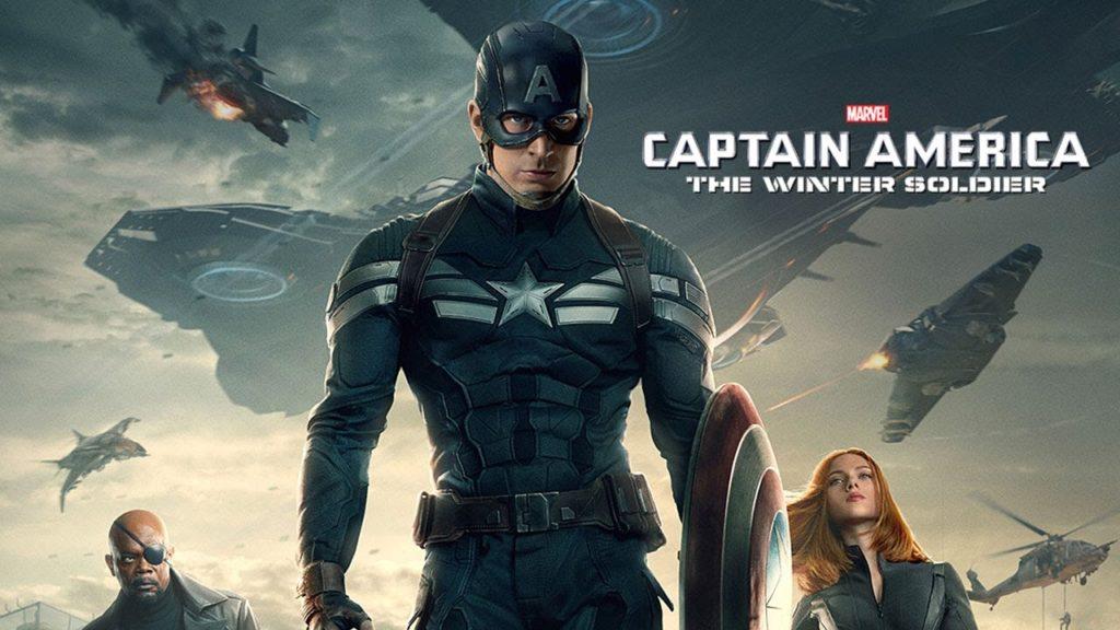 CAPTAIN AMERICA-THE WINTER SOLDIER (2014)