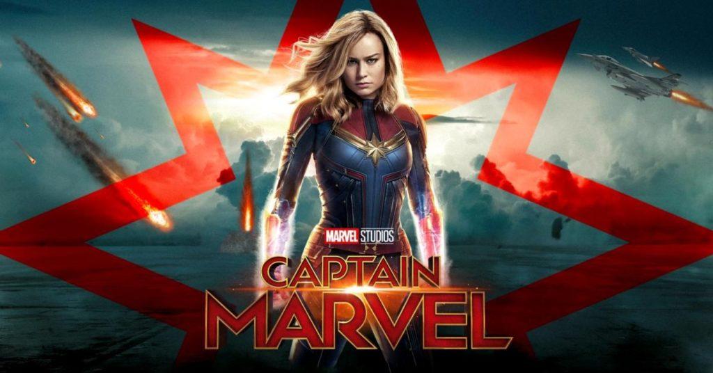 CAPTAIN MARVEL(2019)
