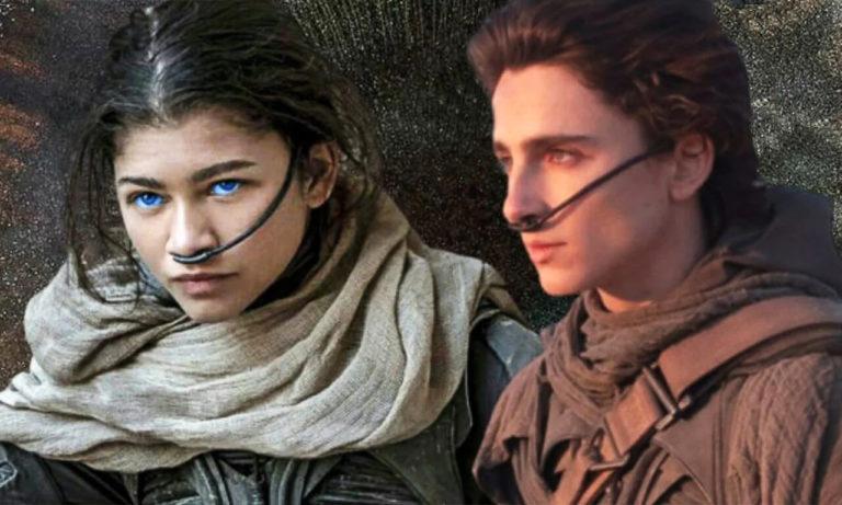 Dune' Hits $76 Million at International Box Office