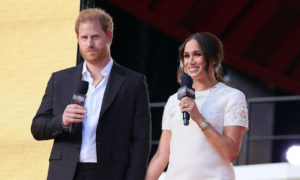 Meghan Markle and Prince Harry Promote Vaccine Equity at Global Citizen Live: 'A Basic Human Right'