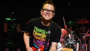 Mark Hoppus Says He's 'Grateful' After Finishing Fifth Round of Chemotherapy for Cancer