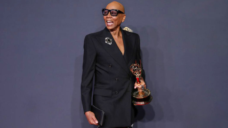 Emmys 2021: RuPaul Makes 'Emmys History' As The Most-Awarded Black Artist Ever
