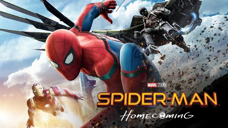 SPIDER-MAN- HOMECOMING (2017)