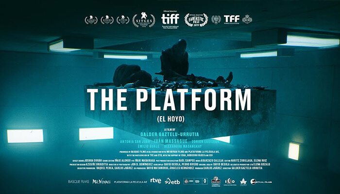 The Platform (El Hoyo) (2020)