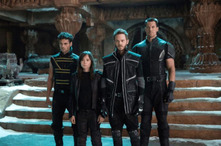 X-Men Days of the Future Past
