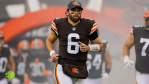 Browns' Mayfield Expects to Play Again with Shoulder Injury