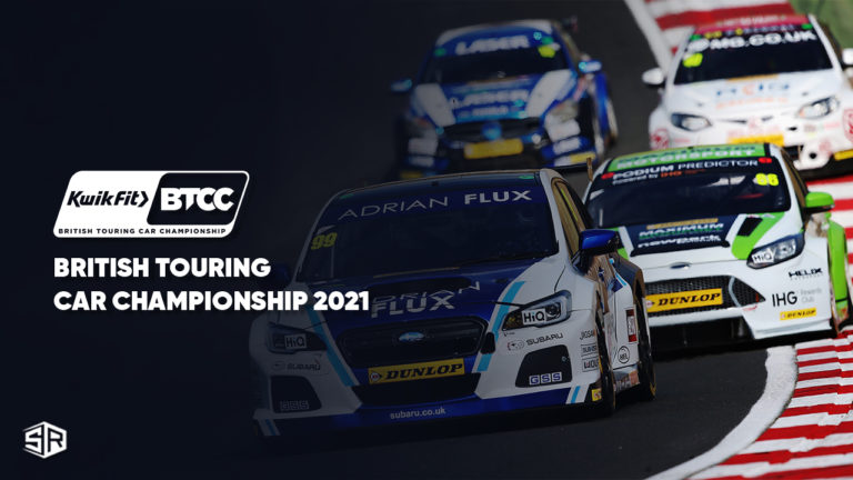 How to watch British Touring Car Championship 2021 in USA