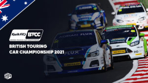 How to watch British Touring Car Championship 2021 in Australia
