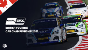 How to watch British Touring Car Championship 2021 in Canada