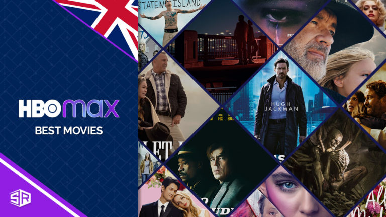 The Best Movies On HBO Max in the UK For Movie Night [October 2021]