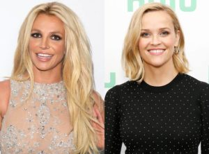 Britney Spears Raves That Reese Witherspoon has 'inspired me my whole life'