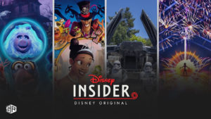 How to Watch Disney Insider on Disney Plus Outside the US
