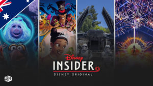 How to Watch Disney Insider on Disney Plus in Australia