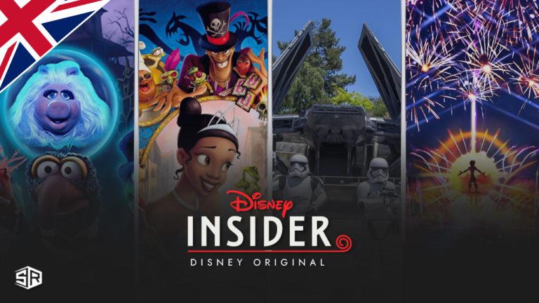 How to Watch Disney Insider on Disney Plus in UK