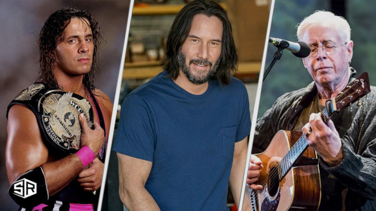 Keanu Reeves, Bruce Cockburn, Bret Hart among 2021 Inductees into Canada's Walk of Fame