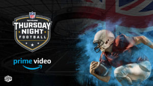 How to Watch NFL on Amazon Prime in the UK