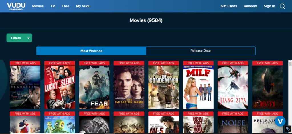 free-movies-on-vudu-in-ca