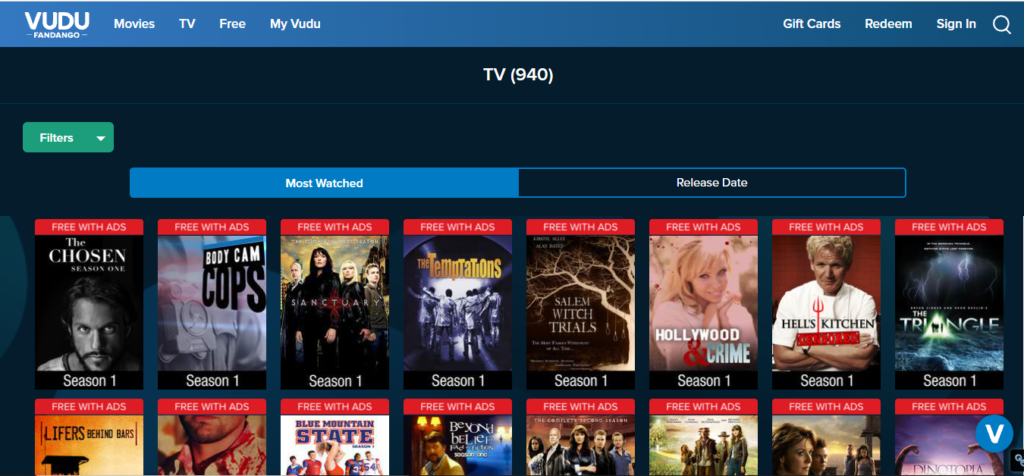 free-tv-shows-on-vudu-in-ca